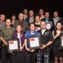 Finalistes - Gala reconnaissance Desjardins 2013