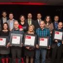 Lauréats - Gala reconnaissance Desjardins 2013