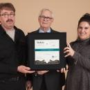 lauréat municipalité de Trois-Rives