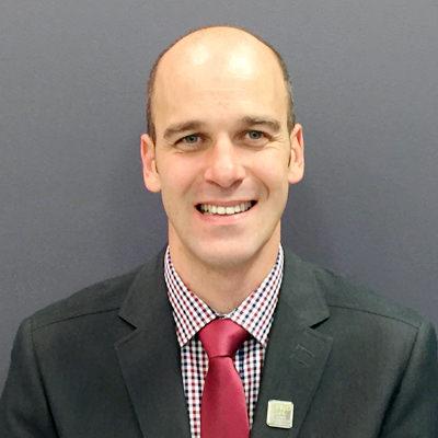 Daniel Hamelin - Président de la Chambre de commerce de Mékinac