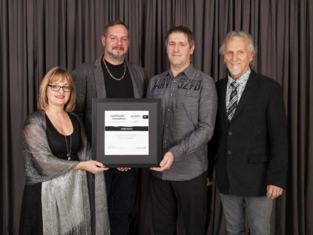 Gala reconnaissance 2017 - Lauréat Employeur de choix