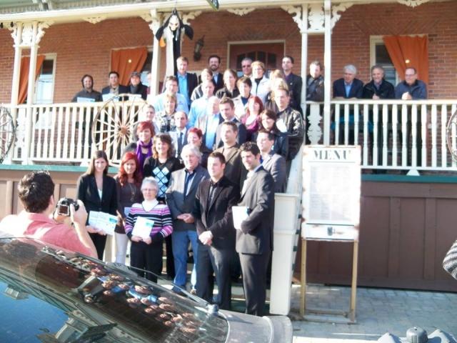 Gala reconnaissance Desjardins 2011 - Finalistes