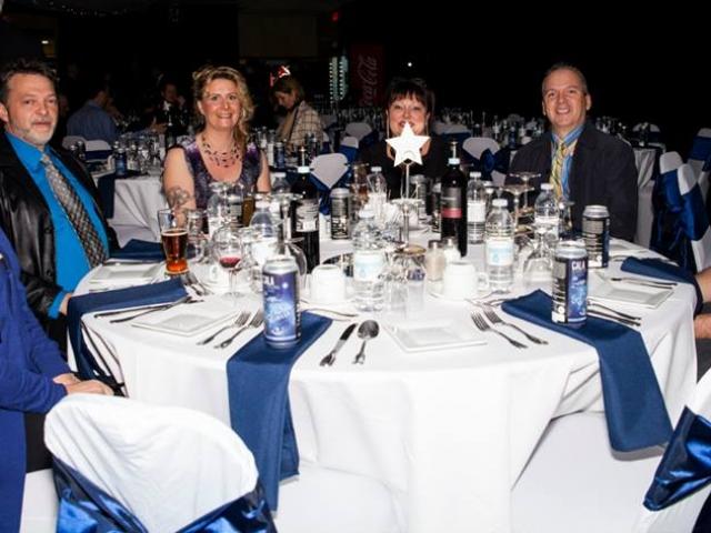 Gala reconnaissance Desjardins 2014