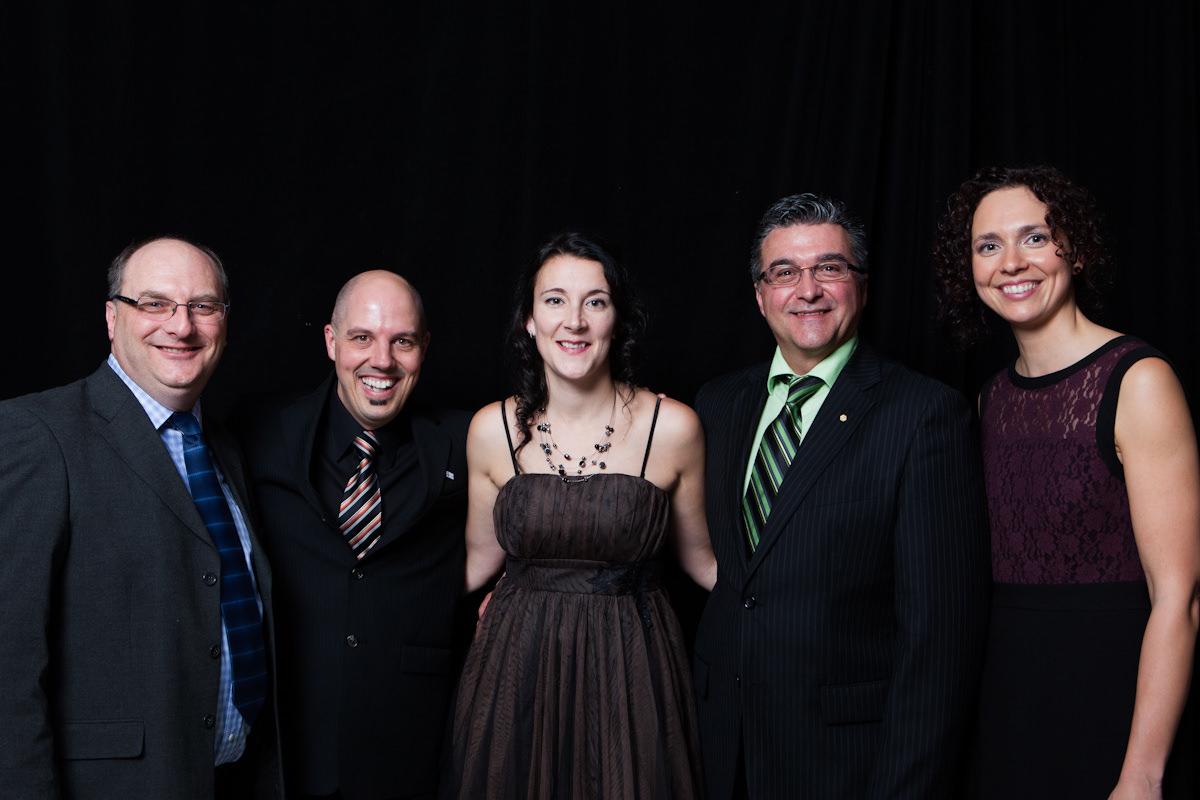Gala reconnaissance Desjardins 2012