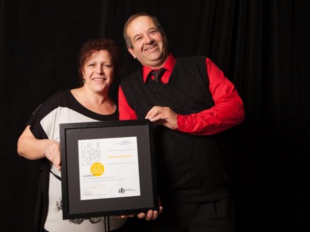 Gala reconnaissance Desjardins 2012 - Coup de coeur des municipalités - Saint-Roch-de-Mékinac