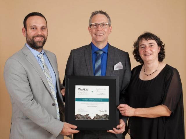 Gala reconnaissance 2016 - Lauréat Employeur de choix