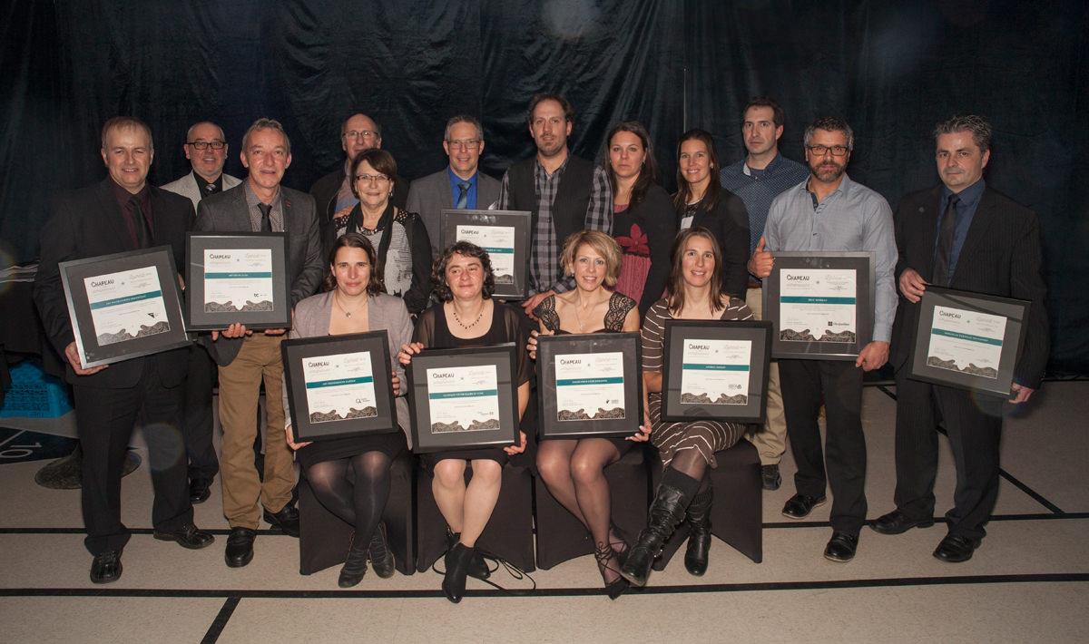 Gala reconnaissance 2016 - Lauréats