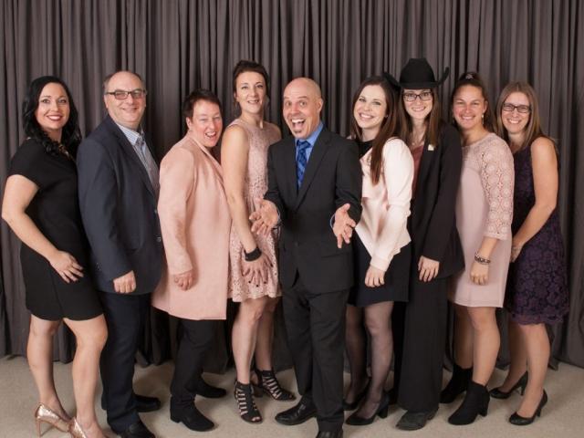 Gala reconnaissance Desjardins 2018 - Comité organisateur