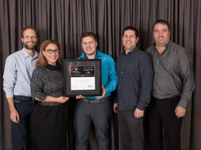 Gala reconnaissance Desjardins 2018 - Lauréat Innovation