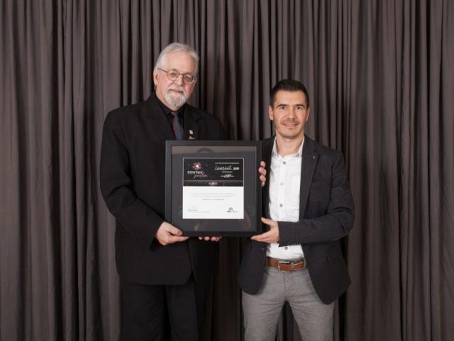 Gala reconnaissance Desjardins 2018 - Lauréat Investissement