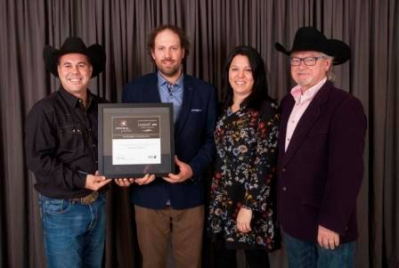 Gala reconnaissance Desjardins 2018 - Lauréat Tourisme et hébergement