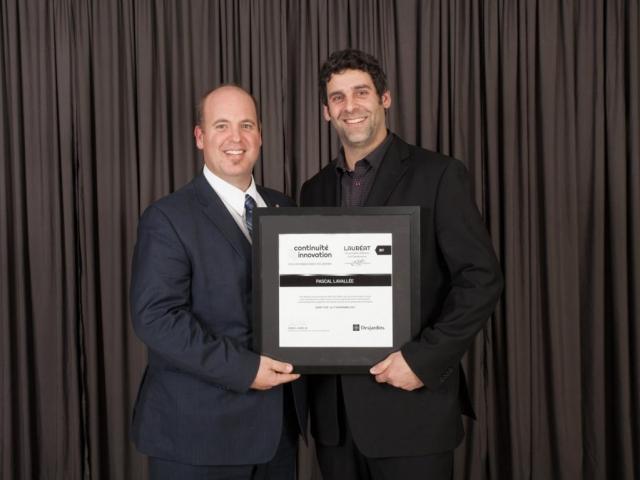Gala reconnaissance 2017 - Lauréat Personnalité Guy Damphousse