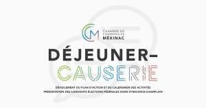 Déjeuner-causerie 2019