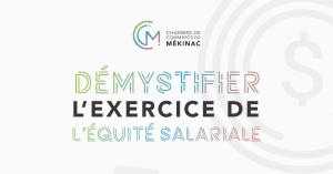 Formation : Démystifier l'exercice de l'équité salariale