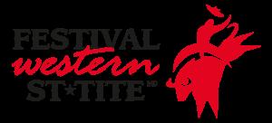 Logo Festival Western St-Tite : Partenaire Expo Mékinac