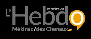 Logo Hebdo Mékinac/des Chenaux : Partenaire Expo Mékinac