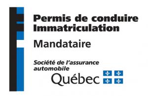 Logo SAAQ - Permis de conduire et immatriculation - Mandataire