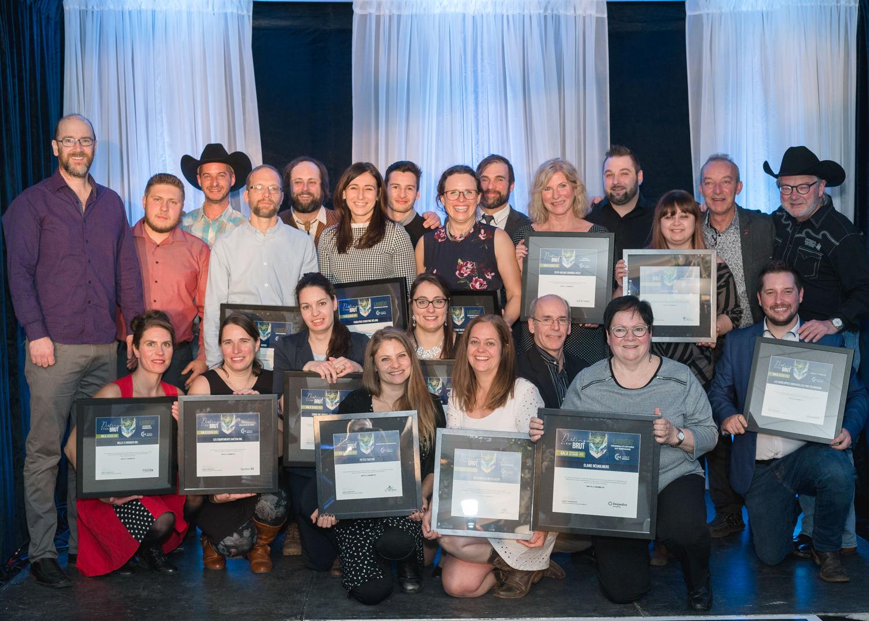 Gala reconnaissance Desjardins 2019 - Lauréats